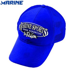 Boné Marine Sports Azul
