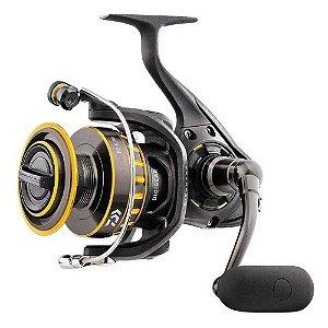 Molinete de Pesca Daiwa New BG-4500 Drag 10Kg 7 Rolamentos