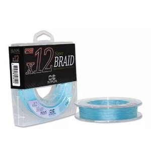 Linha Multifilamento Maruri Super Braid 12x 0.27mm 25kg 150m