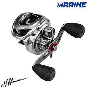 Carretilha Marine Sports Venator AC By Johnny Hoffmann Lançamento