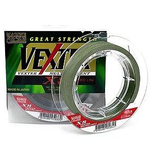 Linha Marine Sports Vexter X8 Multifilamento 40lbs 0,29mm 150m