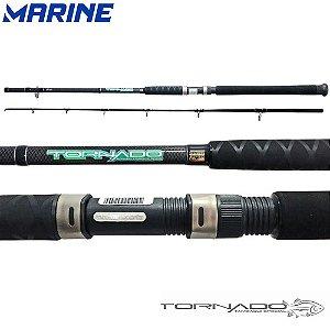 Vara Marine Sports Tornado Tambaqui 2,40mts 20-50lbs Ideal Para Pesqueiros