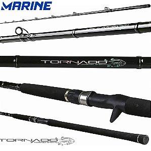 Vara Marine Sports Tornado Tambaqui 2,70mts 20-50lbs Ideal Para Pesqueiros