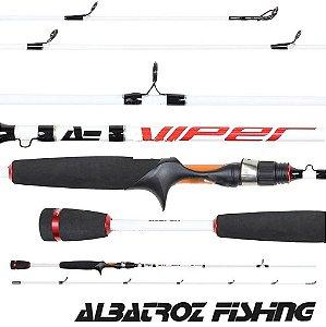 Vara Para Carretilha Albatroz Viper C632 1,90m 6-14lbs