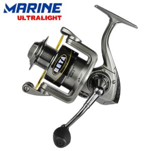 Molinete Marine Ultra Light Beta 200i 3 Rolamentos Drag 4 Kg