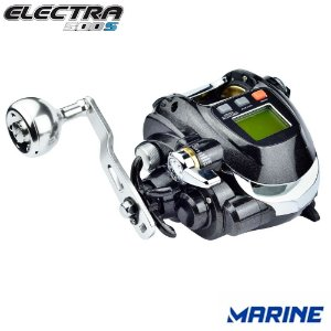 Carretilha Marine Sports Electra 500 S Recolhimento 3.5:1