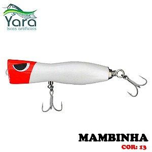 Isca Artificial Popper Yara Mambinha 9Cm 18g Cor-13