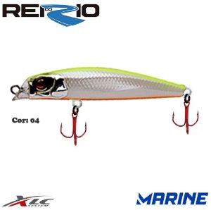 Isca Artificial Marine Rei Do Rio 80 8cm 8,5g Cor-04