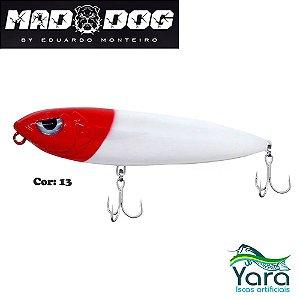 Isca Artificial Yara Mad Dog 9cm 13g By Eduardo Monteiro Cor 13