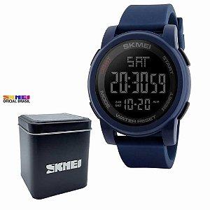 Relógio de Pulso Skmei 1257 Digital Esportivo Azul