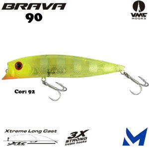 Isca Artificial Brava 90 Marine Sports Cor 92