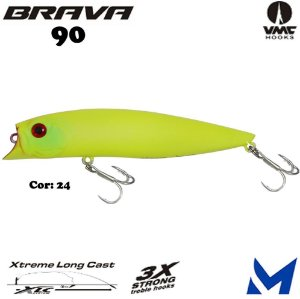 Isca Artificial Brava 90 Marine Sports Cor 24