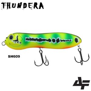 Isca Artificial Albatroz Thundera Zig Zara 13cm 30g Cor SH609