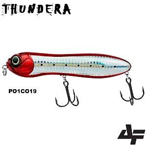 Isca Artificial Albatroz Thundera Zig Zara 13cm 30g Cor P01C019