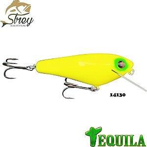 Isca Artificial Tequila Strey 85mm 14grs Cor 14130 Verde Limão