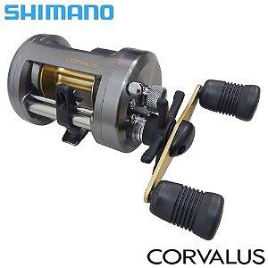 Carretilha Shimano Corvalus Perfil Alto Drag 5Kg