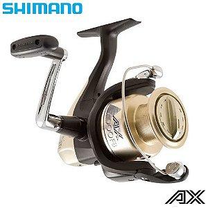 Molinete De Pesca Shimano AX 2500 Recolhimento 5.2:1 Drag 2,9 Kg