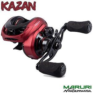 Carretilha Maruri Kazan 10000 By Nakamura 8.0:1 Drag 5Kg Peso 205g