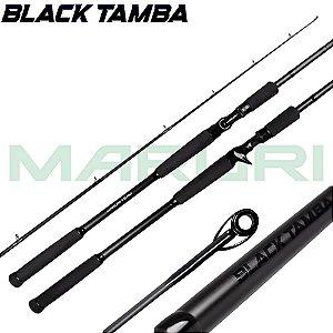 Vara Para Carretilha Maruri Black Tamba BT-C802 30-60Lbs 2,40mts