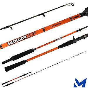 Vara Marine Sports Venza BG VNZ-C702H 20-50Lbs 2,13mts Cast 100g Pesqueiro