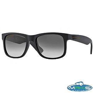Óculos Polarizado Makis Fishing Preto 4165 Lente Preta
