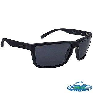Óculos Polarizado Makis Fishing Preto P1971 C32 Lente Preta