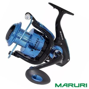 Molinete Maruri Toro 4000 Azul- 3 Rolamentos