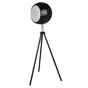 F12013B-1T-Black – Abajur Direcionável Preto - Atacadista - Premier Iluminação