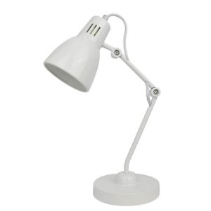 T14007-White – Luminária branca de metal - Atacadista - Premier Iluminação
