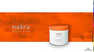 Naara Beaty Drink - Colágeno Hidrolisado o Único com Vit C e Todas do Complexo B.