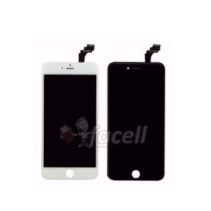 Touch + LCD (Frontal) iPhone 6/6GPreto - AAA