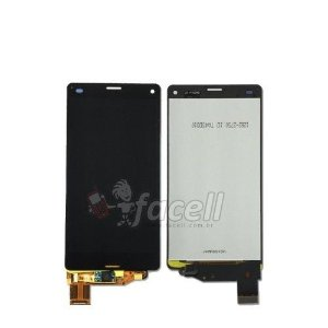 Touch + LCD (Frontal) Sony Xperia Z3 Mini - Preto