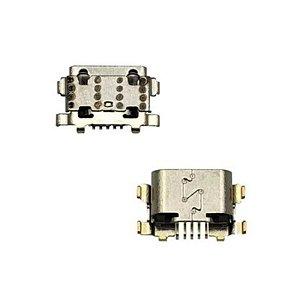 Conector de carga Moto G6-play