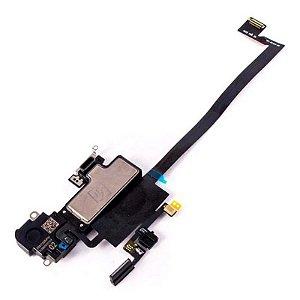 Flex Alto Falante Iphone XS Max Face-ID c/ Sensor Proximidade