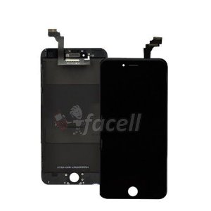 Touch + LCD (Frontal) iPhone 6 Plus - 1ª Linha Preto