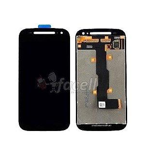 Touch + LCD (Frontal) Motorola Moto E2 XT1523 XT1514 XT1506 XT1527 Preto