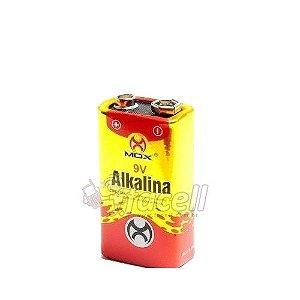 BATERIA 9V ALKALINA MOX MO - 9V ALK