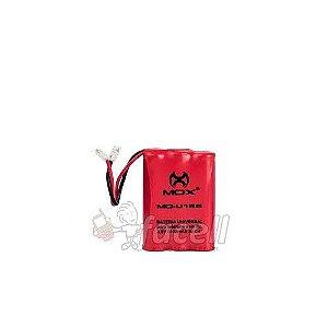 BATERIA UNIVERSAL PARA TELEFONE S/FIO MOX - MO U155