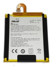 Bateria Zenfone 4 Selfie Zd553kl C11p1511 Asus Flex Curvado