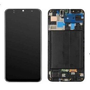 Display Frontal completo Samsung A50 Com Aro Oled