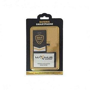 Bateria IphoneX - Gold Edition Maximus Case