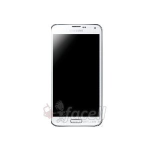 Touch + LCD (Frontal) Samsung S5 9600 / G900 - Branco