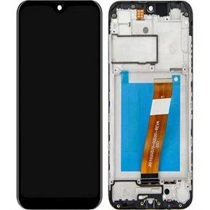 Frontal A01 Ori C/Aro - Qualidade Prime