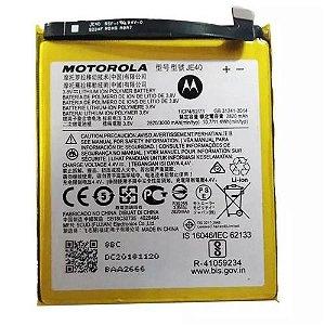 Bateria Moto E5/ Moto One/ G7 Play - Je40