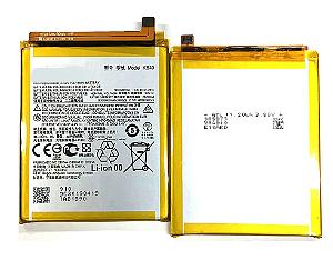 Bateria Moto E6 - Ks40 C/ Cartela