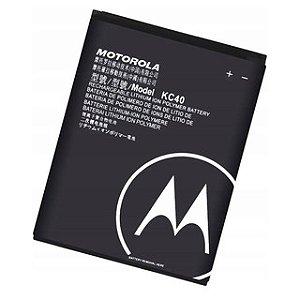 Bateria Moto E6 Plus - Kc40 C/ Cartela