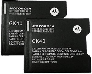 Bateria Moto G4 Play/ G5 - Gk40 Original