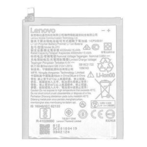 Bateria Moto G6 Play/ Lenovo K6 - Bl270