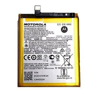 Bateria Moto One Action - Kr40 C/Cartela