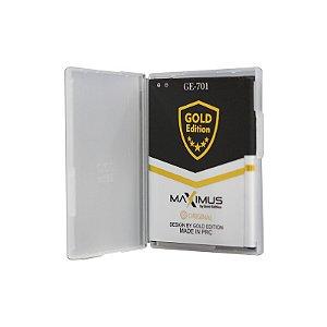 Bateria Sam J7 J700 - Gold Edition Maximus C/Case